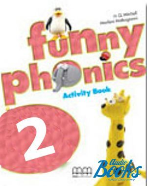 "The book ""Funny Phonics 2 Work Book"" - Аа. Вв."