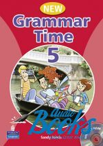 Sandy Jervis - Grammar Time 5 Student's Book with Multi-ROM (книга + диск)