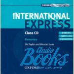 "диск ""International Express Elementary Interactive Edition Class Audio CD"" - Frances Watkins"