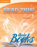 "книга ""Read This! 1 Students Book with Free Mp3 Online"" - Daphne Mackey"