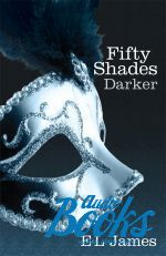"книга ""Fifty Shades Darker, Book2"" - Эрика Джеймс"