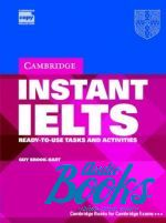 "книга + диск ""Instant IELTS Pack with CD"" - Guy Brook-Hart"