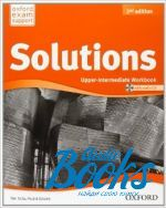 Tim Falla - New Solutions Upper-Intermediate Second edition: Workbook (рабочая тетрадь) (книга)