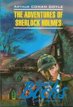 "книга ""The Adventures of Sherlock Holmes"" - Артур Конан Дойл"