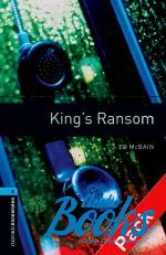 Ed Mcbain - Oxford Bookworms Library 3E Level 5: Kings Ransom Audio CD Pack (аудиокнига MP3)