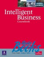 "книга + диск ""Intelligent Business Upper-Intermediate Coursebook with CD-ROM (учебник / підручник)"" - Nikolas Barral"