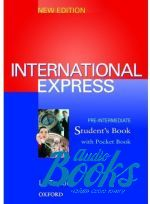 "книга ""International Express New Pre-Intermediate Students Book"" - Rachel Appleby"