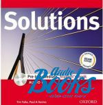"диск ""Solutions Pre-Intermediate: Class Audio CDs(2)"" - Tim Falla"