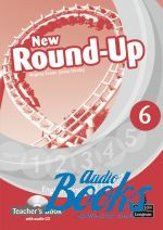 Virginia Evans - Round-Up 6 New Edition: Teacher's Book with Audio CD (книга для учителя) (книга + диск)