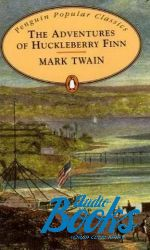 "книга ""Adventures of Huckleberry Finn"" - Mark Twain"