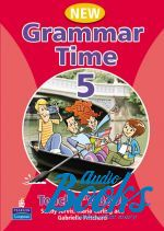 Sandy Jervis - Grammar Time 5 Teacher's Book New Edition (книга)