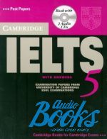 "книга + диск ""Cambridge Practice Tests IELTS 5 + CD"" - Cambridge ESOL"