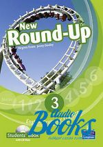 "книга + диск ""Round-Up 3 New Edition: Student's Book with CD (учебник / підручник)"" - Jenny Dooley"