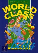 Michael Harris - World Class 4 Student's Book (книга)