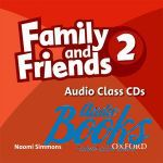 "���� ""Family and Friends 2 Class Audio CD"" - Jenny Quintana"