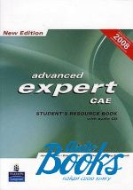 "����� + ���� ""CAE Expert New Student�s Resource Book without key with CD (������� �������)"""