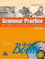 "книга + диск ""Grammar Practice Upper Intermediate Book with CD-ROM and key"" - Rawdon Wyatt"