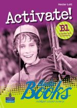 "����� ""Activate! B1: Grammar and Vocabulary Book"" - Carolyn Barraclough"