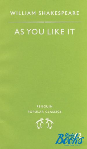 "книга ""As You Like It"" - William Shakespeare"
