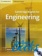"книга + 2 диска ""Cambridge English for Engineering Students Book with Audio CDs (2)"" - Mark Ibbotson"