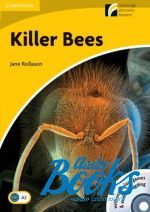 "книга + 2 диска ""CDR 2 Killer Bees Book with CD-ROM and Audio CD Pack"" - Jane Rollason"