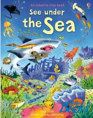 "книга ""See Under the Sea"" - Katie Daynes"