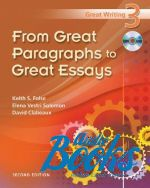 "книга + диск ""Great Writing 3 :From Great Paragraphs to Great Essays"" - Folse Keith"