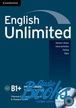 "книга + диск ""English Unlimited Intermediate Teacher's Book with DVD-ROM (книга для учителя)"" - Ben Goldstein"