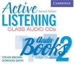 "���� ""Active Listening 2 Class Audio CDs(3)"" - Steven Brown"