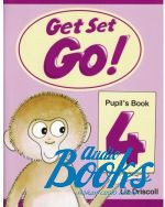 "книга ""Get Set Go! 4 Pupils Book"" - Liz Driscoll"
