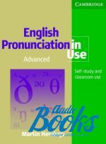"книга + диск ""English Pronunciation in Use Advanced Book with Audio CD"" - Martin Hewings"