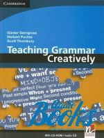 "книга + диск ""Teaching Grammar Creatively book with CD"" - Scott Thornbury"