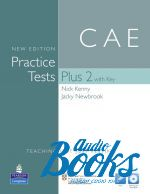 "����� + 2 ����� ""CAE Practice Tests Plus New 2 with key � 2 �������"""