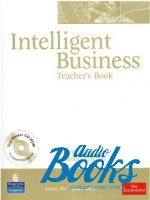 "книга + диск ""Intelligent Business Intermediate Teacher's Book with Test Master CD-ROM (книга для учителя)"" - Nikolas Barral"