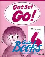 Liz Driscoll - Get Set Go! 4 Workbook (книга)