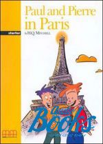 "книга ""Paul and Pierre in Paris Level 1 starter"" - Mitchell H. Q."