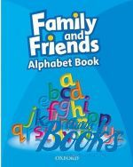 "книга ""Family and Friends 1 Alphabet Book"" - Jenny Quintana"