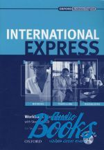 "книга + диск ""International Express Elementary Interactive Edition Workbook Pack (тетрадь / зошит)"" - Frances Watkins"