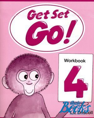 "книга ""Get Set Go! 4 Workbook"" - Liz Driscoll"