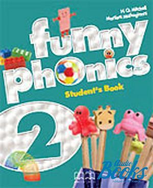 "книга ""Funny Phonics 2 Students Book"" - Аа. Вв."