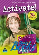 "����� + ���� ""Activate! B1: Student�s Book plus DVD (������� / ��������)"" - Carolyn Barraclough"