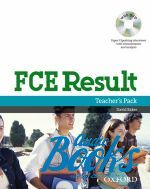 "книга + диск ""FCE Result: Teachers Pack including Assessment Booklet with DVD and Dictionaries Booklet"" - David Baker"