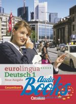 "диск ""Eurolingua 1 Teil 2 (9-16) A1 Class CD"" - By M. R. James"