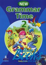 Sandy Jervis - Grammar Time 2 Student's Book with Multi-ROM (книга + диск)