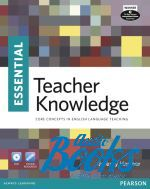 "книга + диск ""Essential Teacher Knowledge Book with DVD"" - Jeremy Harmer"