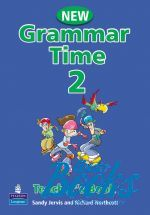 Sandy Jervis - Grammar Time 2 Teacher's Book New Edition (книга)
