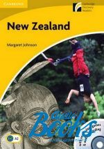 "книга + 2 диска ""CDR 2 New Zealand Book with CD-ROM and Audio CD Pack"" - Margaret Johnson"