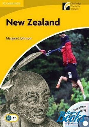 "Book + 2 cd ""CDR 2 New Zealand Book with CD-ROM and Audio CD Pack"" - Margaret Johnson"
