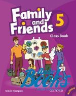 "книга + диск ""Family and Friends 5 Classbook and MultiROM Pack (учебник / підручник)"" - Naomi Simmons"