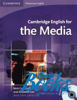 "книга + диск ""Cambridge English for Media Students Book with Audio CD"" - Nick Ceramella"